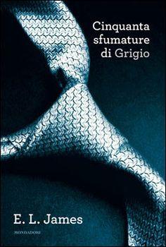 Cinquanta sfumature di grigio. Libro orribile, ma la copertina non mi dispiace affatto!