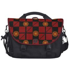 Custom Design Commuter Laptop Bag