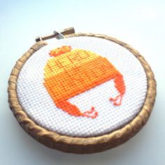 Hero of Canton  Cross-Stitch Pattern INSTANT by AnUnexpectedHobby