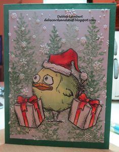 Debbies Creations: Bird Crazy Christmas