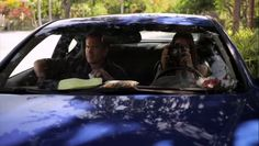 """Burn Notice 5x07 """"Besieged"""" - Fiona Glenanne (Gabrielle Anwar) & Sam Axe (Bruce Campbell)"""