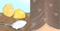Coconut Oil and Lemon Mixture: It Turns Gray Hair Back to Its Natural Color - Organic Home Remedies Grey Hair, Dark Hair, White Hair, Ombre Hair, Blonde Hair, Hair Loss, Healthy Hair, Healthy Food, Healthy Tips