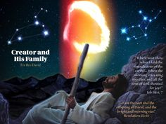 Creator and His Family - for Bro David Revelation 10, Bro, The Creator, Singing, Foundation, David, Movie Posters, Film Poster, Foundation Series