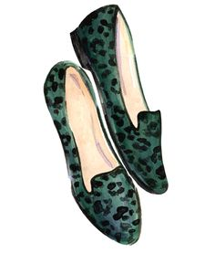 Tuxedo Slippers- on the Fashion Scout Daily app!