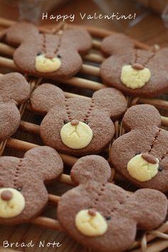 Happy Valentine's Day! ジャッキーのクッキー レシピブログ