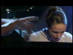 Helene GRIMAUD plays J.S.Bach Piano Concerto No.1-1st mov