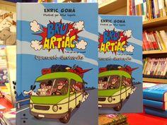 Bru Artiac. Operació Gertrudis / Enric Gomà ; il·lustrat per Artur Laperla I** Gom NOVEMBRE