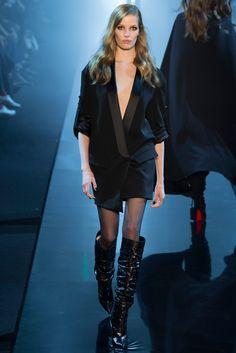 Alexandre Vauthier Spring 2015 Couture Fashion Show - Alisa Ahmann