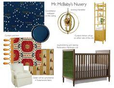 Mr. McBaby's Nursery Plan by Bailey McCarthy (Peppermint Bliss)