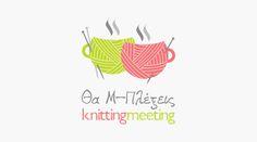 Knitting Meeting - Logo