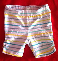 Pantalón corto algodón / 4-5 meses -Eroski- [Maman]
