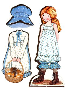 Lace-up Holly Hobbie