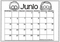 ¡Bienvenido Junio!