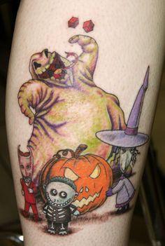 tim burton tattoos - Google Search