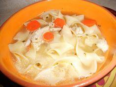 Rotisserie Chicken Noodle Soup Recipe - Food.com
