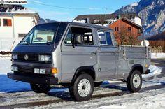 "TheSamba.com :: VW Classifieds - 16"" syncro twincab with 4 doors (tristar)"