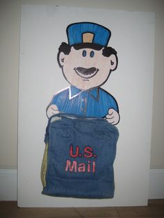 Music For Primary: Primary Valentines Mailman/or have him Pass out the talks and scripture