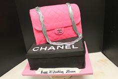 Chanel Cake