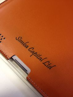 Leather Engraving – Leather Items and Gifts Engraved