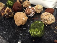 Mama Mummy Mum: Easy Peasy Protein Balls Recipe