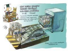 Çift Vagon Yıkama Makinesi