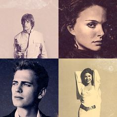 Skywalker family.