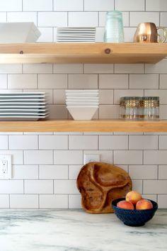 natural gray grout Laticrete boston ikea kitchen