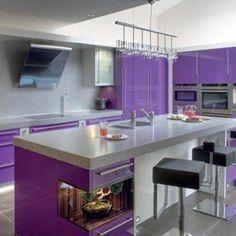 Interior Color Design Kitchen