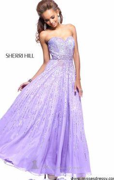 Sherri Hill 8437 by Sherri Hill