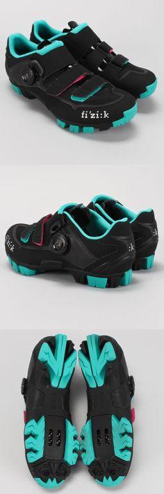 Women 158987: Fizik M6 Boa Womens Mountain Bike Clipless Cycling Shoe Us 7 3/4 Eu 38.5 2 Bolt -> BUY IT NOW ONLY: $69.99 on eBay!