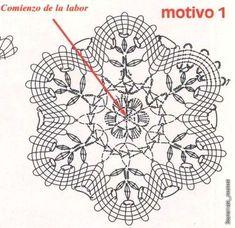 Bruges crochet camicetta. Commenti: liveinternet - Russian Servizio diari online