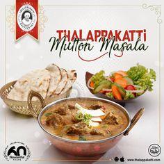 Thalappakatti Mutton Masala -Tender Mutton pieces cooked in rich & royal flavours of masala.  #Mutton #Meat #Lamb #MuttonCurry #Lambcurry  👩🏻💻http://bit.ly/ThalappakattiWeb  #DindigulThalappakatti #Thalappkatti #Thalappakatti #ThalappakattiRestaurant #Worldbestauthenticbiriyani #Foodism  #SeeragaSambaBiriyani #OrderPartybiriyanionline #Seeragasambabiriyanichennai #OrderBiriyanionline