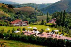 Pays Basque - Bidarray - Relais Ostapé - Luxe et calme en pleine nature, dans les montagnes