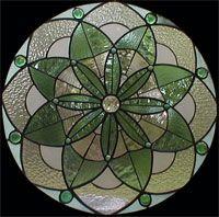 Green Kalidescope