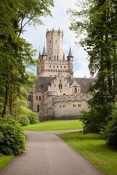 Фотообои Замок герцога Манчестера №1757 от компании Fbrush
