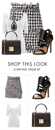 """Untitled #21827"" by nanette-253 ❤ liked on Polyvore featuring MSGM, L.A.M.B., Scoop, Sonia Rykiel and 1928"