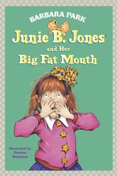 Junie B. Jones Books are wonderful, especially the early ones. I I loved Junie B Jones and her Big Fat mouth,. The books are fun to read aloud and you will find yourself laughing along with your kids.