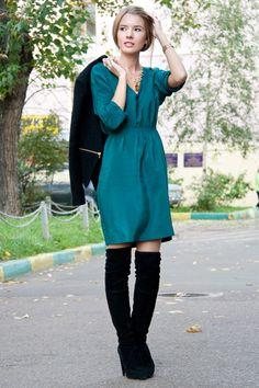 Fall Inspiration added by Tatti Style, dress, fall