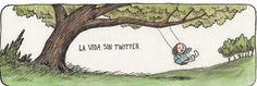 la vida sin twitter