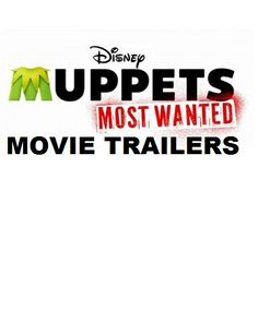 In true Muppet fashion, there is not one but rather there are many official trailers for the new Muppets Most Wanted movie. #muppetsmostwanted #muppets