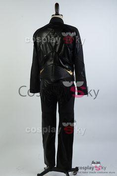 The Flash Zoom Costume Hunter Zolomon Cosplay Costume Full Set_8