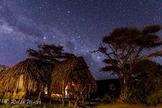 A romantic safari under the stars at Ekorian's Mugie Camp the valentines!