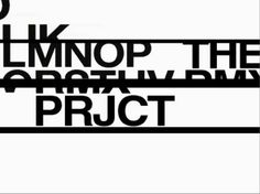 Helvetica - the graphic remix project / mr.seeb. Explained in it's name: Hevetica - The Graphic Remix Project. Consist in a post production ...