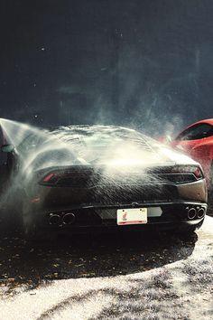 Car Washıng