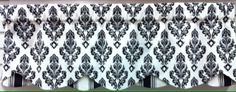 "Avery Petticoat Valance. 52""w x 17""l $49.99. To Order Call toll-free 877-722-1100"