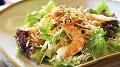 Salade Vietnamienne aux crevettes - Aromandise
