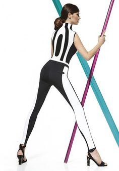 Bas Bleu Carmen 200 denier Leggings, Tights, Fasion, Snoopy, Model, Gera, Blue, Navy Tights