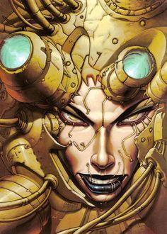 cyber punk   Mundos Cyberpunk (Segunda Parte) - Taringa!