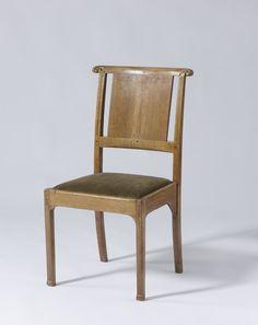 Chair By Gerrit Willem Dijsselhof  Rijksmuseum Public Domain More Images Public