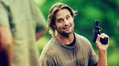 Sawyer in lost